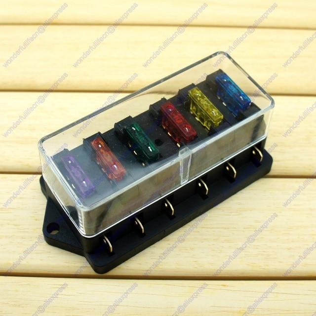 Rv Fuse Box - Wiring Diagram Progresif