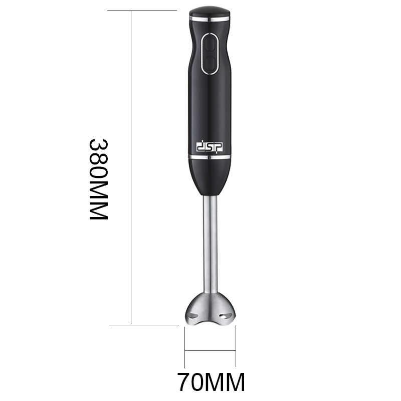 DSP Misturador Suplemento Alimentar Batedeira Plana Casa Handheld Batedeira 300 W 220-240 V Fabricante de Milk Shake