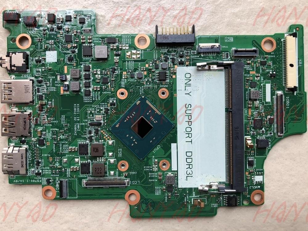 CN-01YRTP 01YRTP For DELL 3147 Laptop Motherboard N3530 processor DASS8BMBAE1 DDR3L