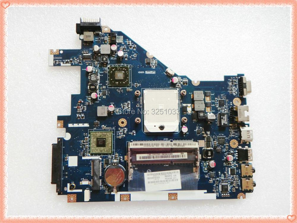 PEW96 L01 LA-6552P FOR ACER Aspire 5552G Laptop Motherboard NV50A MBR4602001 LA-6552P Gateway NV50A PEW96 100% tested for acer aspire 5552g 5551g 5551 laptop motherboard la 5911p new75 la 5912p heatsink cpu la 5911p tested perfect working