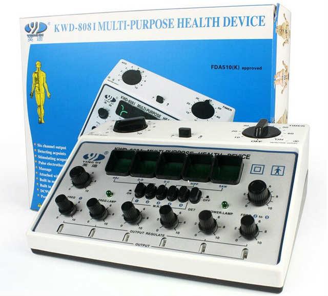 Аппарат для электропунктуры kwd 808 по применению инструкция