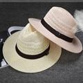 Новая Мода вс шляпы Summer sun Топпер шляпа Пляж шляпа для женщины дамы Маленькие шляпы сомбреро пункт el sol бесплатная доставка