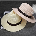 New Fashion sun hats Summer sun Topper hat Beach hat for women ladies Small brim hat sombrero para el sol free shipping