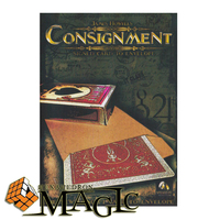 Consignment Close Up Card To Envelop Magic Trick Wholesale Free Shipping