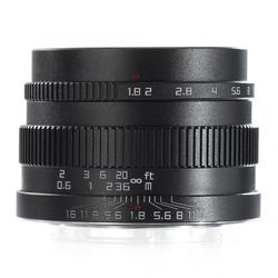 22mm f1.8 Large Aperture APS-C Ultra Wide Angle Lens 6 groups and 8 elements For Fuji X-mount For SONY E-mount camera lens