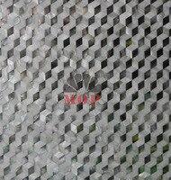 Freshwater Sea Shell Mosaic Tiles Seamless Join Natural Color Art Deco Wall Elegant Mosaics Tile Hot