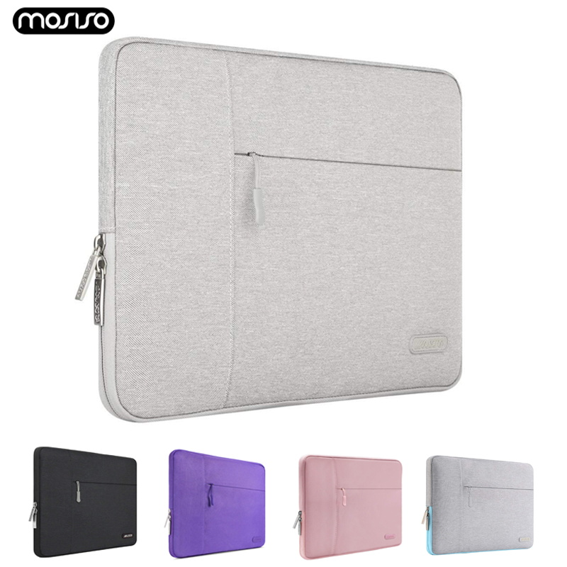 MOSISO Laptop Sleeve Case Protective Carrying Bag For Macbook Air 13 inch Notebook Handbag For Mac Pro HP Dell ASUS Lenovo Acer-in Laptop Bags & Cases from Computer & Office