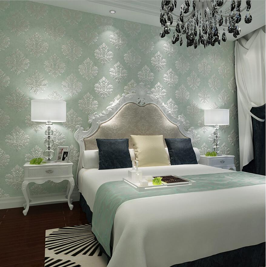 Fashion for horse 3d Emboss three-dimensional relief non-woven wallpaper tv background wall wallpaper