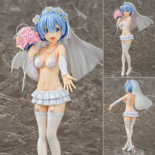 ZERO -Starting Life in Another World- Rem Wedding Ver. 1/7 Complete Figure J01