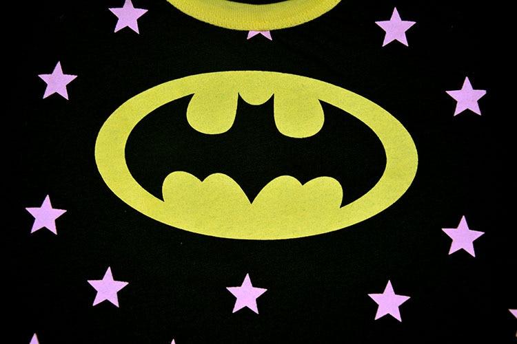 HTB1j.StkJcnBKNjSZR0q6AFqFXaG 2018 Summer Newborn Baby Girl Clothes Cartoon Baby Boy Rompers Spiderman Batman Unisex Baby Rompers Cartoon Animal Clothing Set