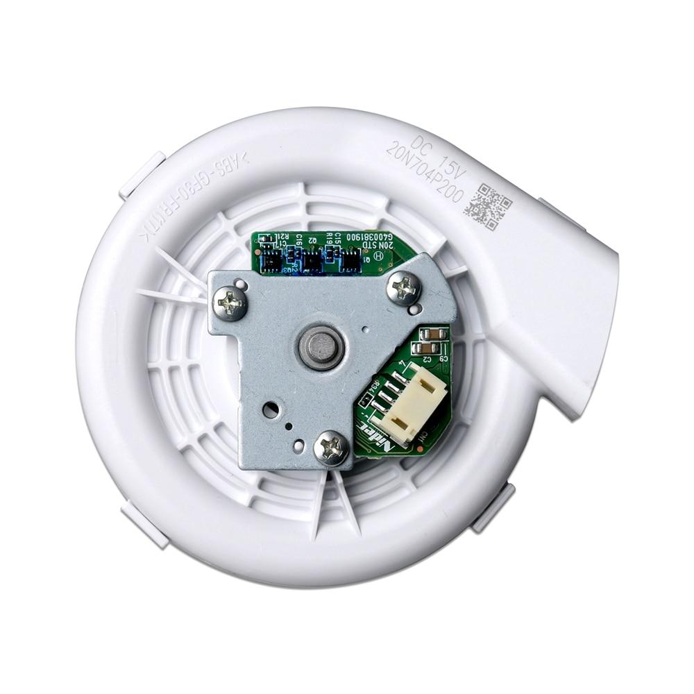 Ventilador do motor do ventilador Do Motor Original para Xiaomi Roborock  S50 S51 S55 Aspirador 2nd Gen Substituição de Peças De Reposição