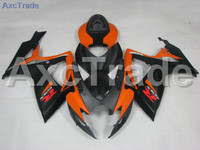 Motorcycle Fairings For Suzuki GSXR GSX R 600 750 GSXR600 GSXR750 2006 2007 K6 ABS Plastic