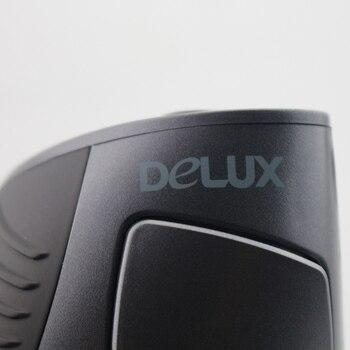 Drahtlose Vertikale Maus | Delux M618 Drahtlose Ergonomische Vertikale Maus 2,4g 6 Taste Mäuse 1600 DPI Computer USB Optische Mause Für PC Laptop Büro