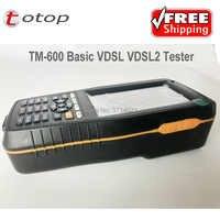 VDSL Modem VDSL2 Tester TM-600 for xDSL Line test and Maintenance Tools with ADSL/ADSL2/ADSL2+/VDSL2 /READSL /DMM Function TM600