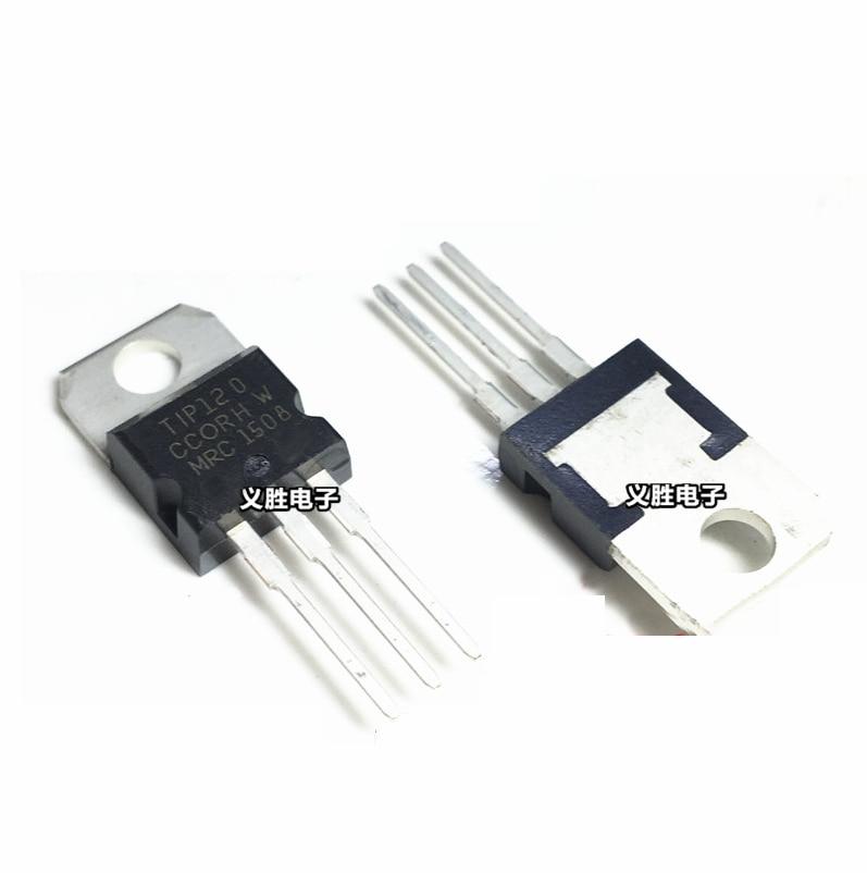 50 PCS TIC206D TO-220 TIC206 SILICON BIDIRECTIONAL TRIODE THYRISTOR