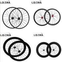 23 мм Ширина дисковые тормоза 6 болт углерода велокросс колеса 38/50/60/88 мм велосипед колесной 12x100 мм, 15x100 мм/12x142 мм через мост