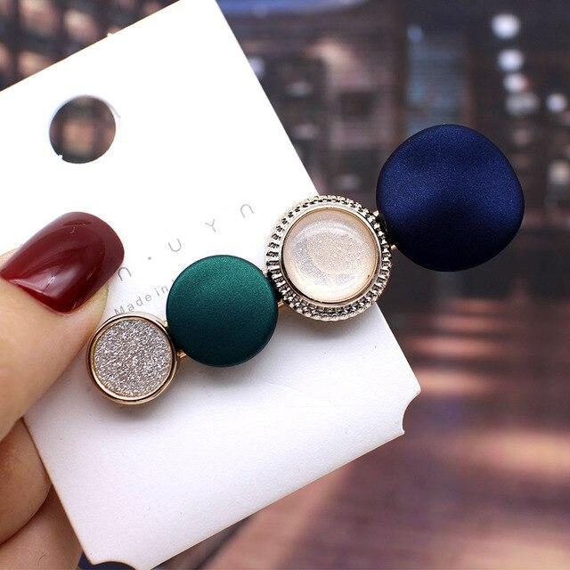 Hair Clips For Women Fashion Handmade Hair Accessories 3
