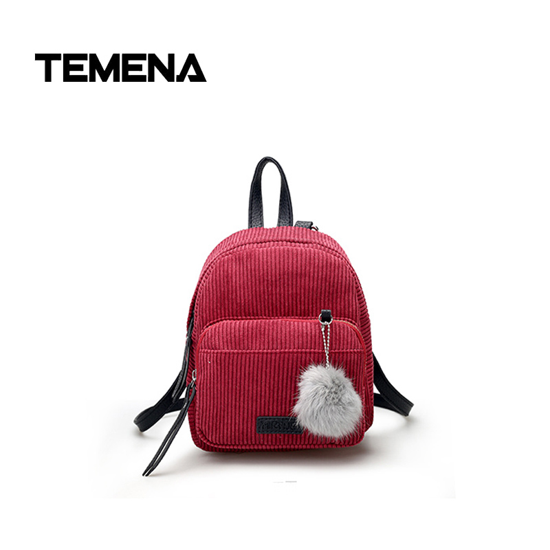 Temena New 2017 Cute Backpack For Teenagers Children Mini Back Pack Kawaii Girls Kids Small Backpacks Feminine Packbags ABP376