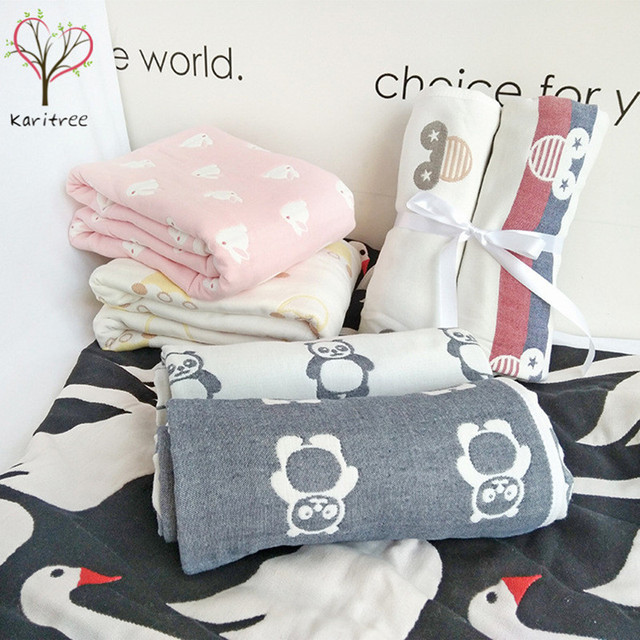 6 layerMuslin blanket  baby swaddle Cotton 100% Soft Newborn Baby Bath Towel Swaddle Blanket Functions Baby Wrap baby bath towel