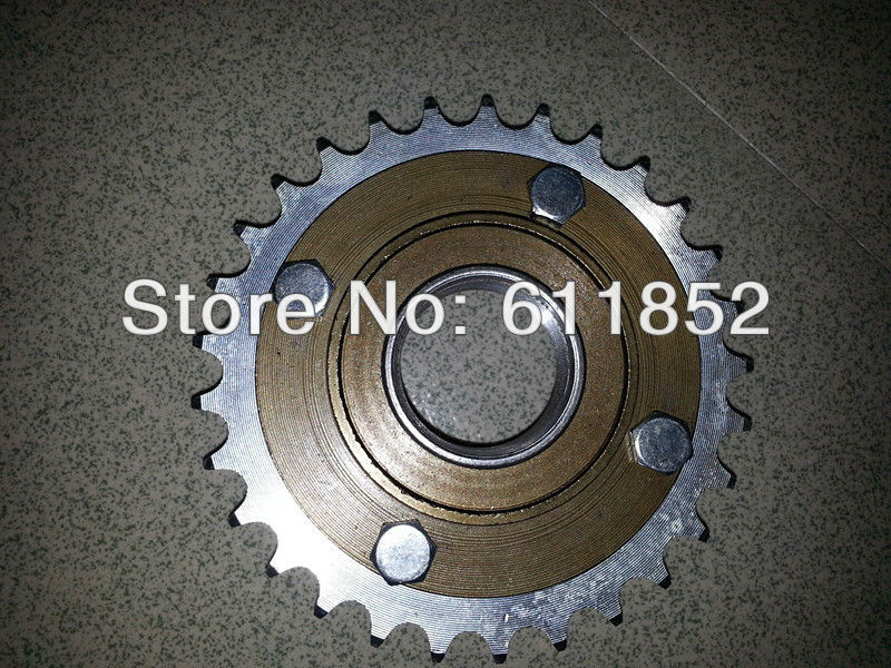 Electric tricycle four hole and 29t sprocket for 420 chain for Freewheel sprocket for electric motor