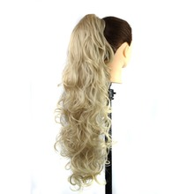 30″ Curly Ponytail Hair Extensions (17 Colors)