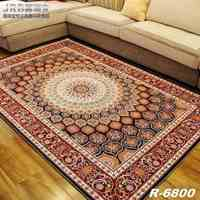 WINLIFE European Modern Household Carpets Sitting Room Bedroom Tea Table Rugs Luxury Simple Rectangular Customize Mats