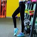 Леггинсы 2016 Мода Сплошной Цвет Тонкий Поножи Брюки Брюки Леггинсы Feminino Ropa Mujer Jeggings Y25031