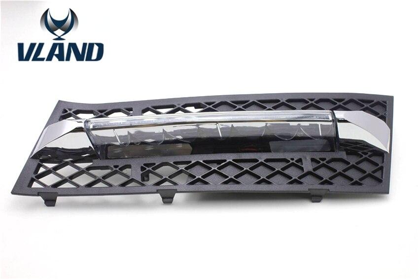 Vland фабрики автомобильная лампа для BMW F10 F18 5 Serise 520i 525i 530i 535i светодиодный DRL дневного света 2010 2011 2012 2013