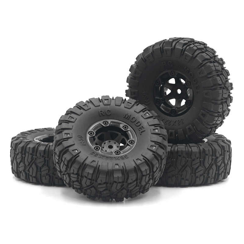 Wltoys 12428 12423 12428-A 12428-B 12428-C 12628 feiyue FY-03 RC Car Spare parts upgrade Enlarge Widening tire tires