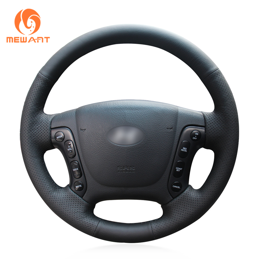 2010 Santa Fe Hyundai: Aliexpress.com : Buy MEWANT Black Artificial Leather Car