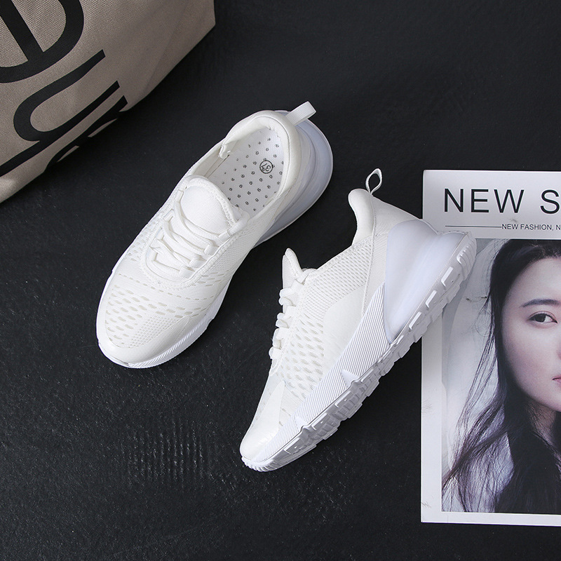 2019 36 Noir Sport Bout Femmes À Femme Chaussures De rose Nouveau Confortable Printemps Dames Lacets Pointure 41 Rond rouge blanc Décontracté Étudiant Pour vTqHwE