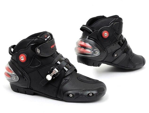 Новое поступление автомобильная гонка сапоги pro Автомобильная гонка сапоги мотоциклетные ботинки обувь для езды 9003