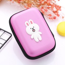 Mini Digital Gadgets Storage Bag for Earphone Data Cable MP3 Ipod Electronics