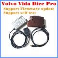 Ferramenta de diagnóstico Volvo Vida Dice Pro não só J2534 mas também Volvo Protocolo de Apoio Firware update e auto teste Gratuito grátis