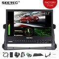 SEETEC P133-9DSW 13 3 дюйма 3G SDI HDMI монитор для производства ЖК-дисплеев IPS Full HD 1920x1080 монитор для трансляции с векторным диапазоном сигналов
