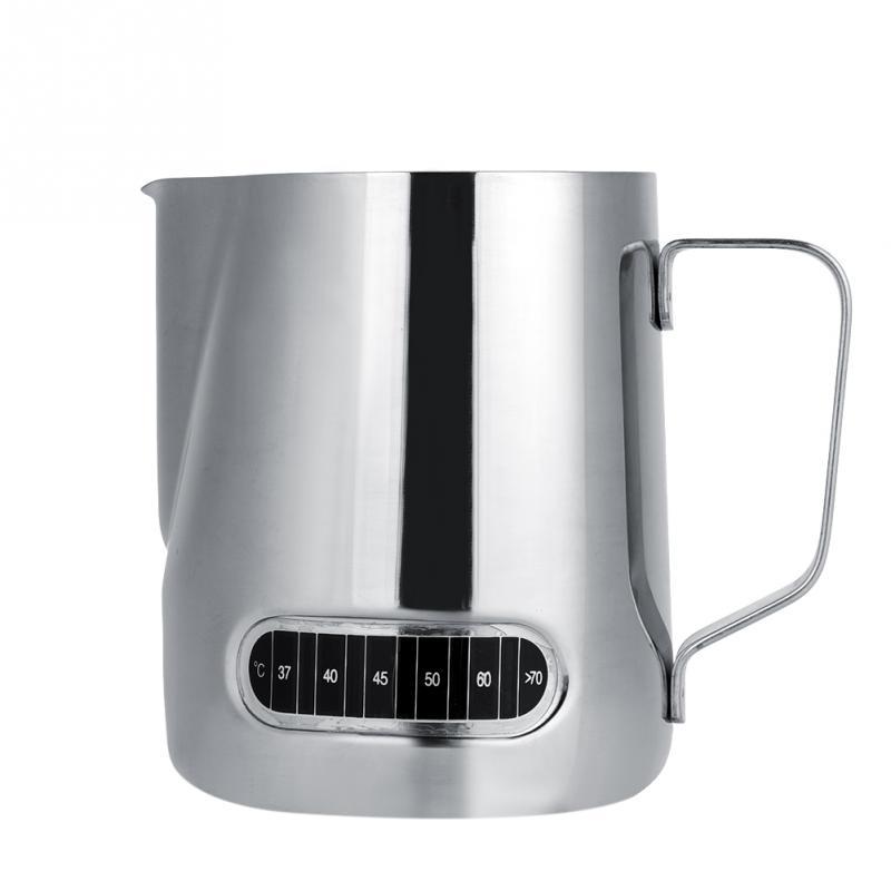 Art-Tool Latte-Maker Espresso Barista Steaming Coffee Pitcher Milk Stainless-Steel 600ML