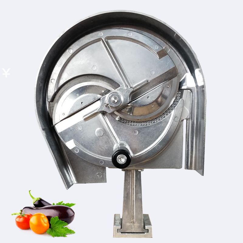 High Quality Commercial Manual Fruit Slicer Potato Carrot Lemon Chips Slicer Vegetable Fruit Salad Slicing Machine Shredder popular manual fruit and vegetable slicer for lemon pineapple orange potato onion cucumber tomato slicing machine tool