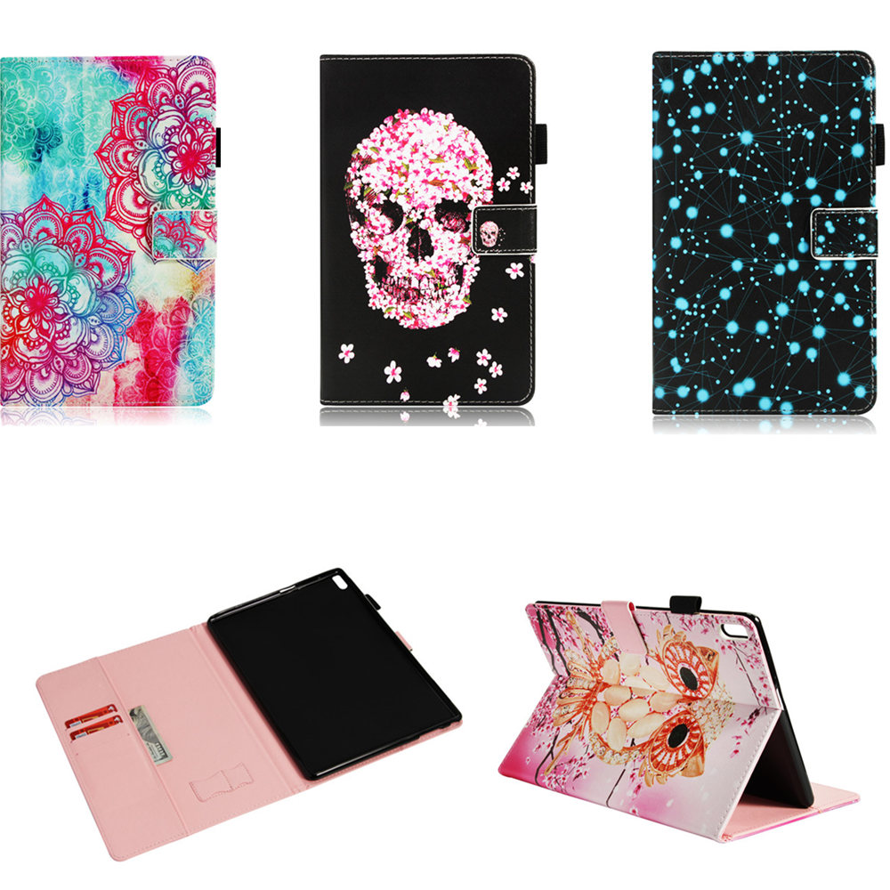 PU Leather Cute Butterfly Soft TPU Back Protective cover Case For Lenovo Tab 4 TB-X304L TB-X304F TB-X304N X304 Tab4 10.1 Tablet a1lj hollow out butterfly style protective plastic back case for iphone 5 5s blue orange