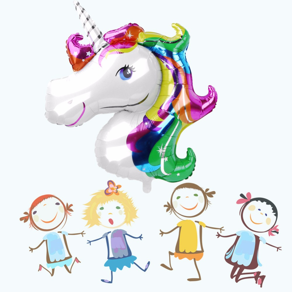 Gambar Kartun Unicorn