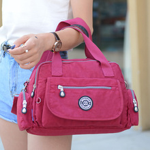 Fashion Women Messenger Bags Clutch Female Handbags Famous Brands Shoulder Crossbody Bag Nylon Waterproof sac a main bolsos