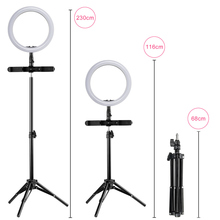 10.2 inch USB Charge Selfie Ring Light