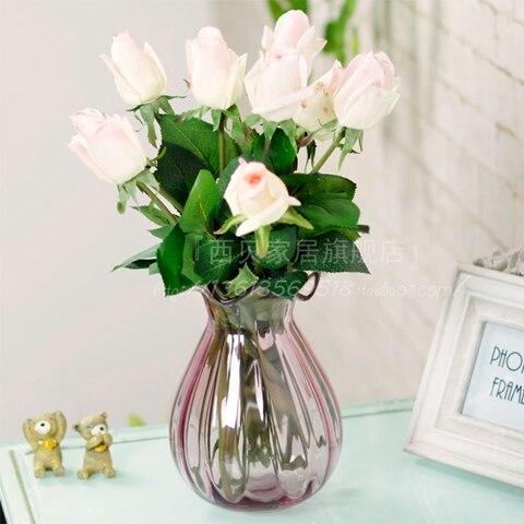 achetez en gros verre vase de lys en ligne des grossistes verre vase de lys chinois. Black Bedroom Furniture Sets. Home Design Ideas