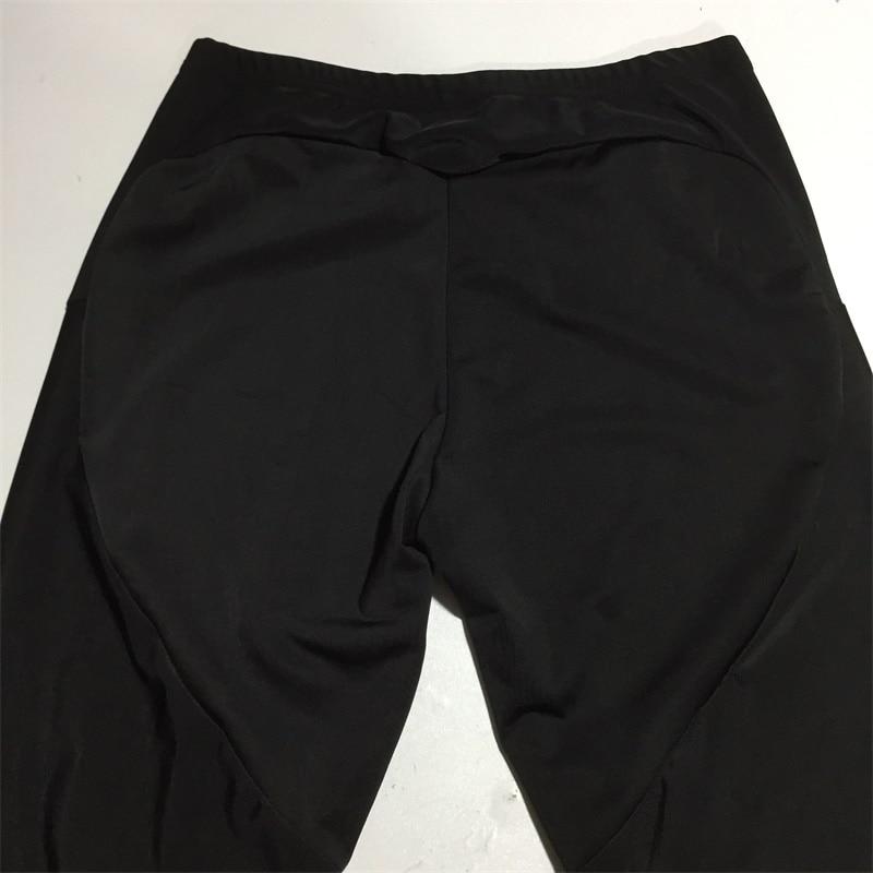Yoga Pants Black High Waist Workout 3