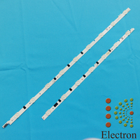 1040mm LED Backlight Lamp Strip 13 Leds For Samsung UA50F5080AR BN41 02028A HF500BGA B1 2013SVS50F L