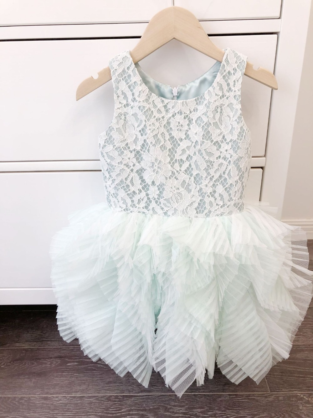 kids dresses for girls baby clothes girl lace flower summer princess dresses high quality tutu dress girls party dresses
