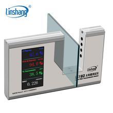 Linshang LS182 SHGC оконный счетчик энергии с УФ полный ИК Видимый светильник коэффициент пропускания солнечного тепла коэффициент с шестью результаты