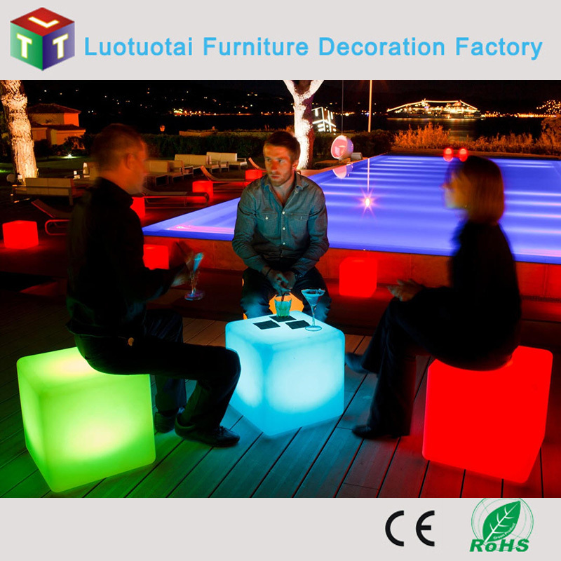 Fantastic 35Cm Cube Wholesale Energy Saving Rgbw Bright Garden Gmtry Best Dining Table And Chair Ideas Images Gmtryco