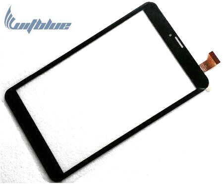 Witblue New For 8 DEXP Ursus N180 Tablet touch screen panel Digitizer Glass Sensor replacement Free Shipping new for 10 1 dexp ursus kx310 tablet touch screen touch panel digitizer sensor glass replacement free shipping