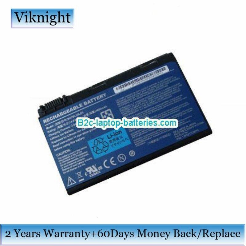 14.8V 2000mAh BATBL50L8H Battery for ACER Aspire 3100 3690 5100 5110 5610 5630 5650 Laptop Battery BATBL50L4 BT.008.03.15 for acer aspire v3 772g notebook pc heatsink fan fit for gtx850 and gtx760m gpu 100% tested