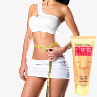 Fashion Weight Loss Ginger massage body cream 60g Slimming Patch Slimming Creams for Lose Weight Burn Fat Burning Slimming Diet Body Self Tanners & Bronzers